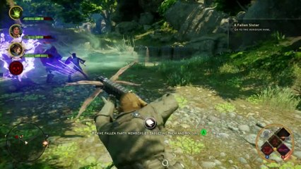 9 minutes de gameplay sur PC de Dragon Age : Inquisition