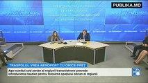 Tiraspolul a aprobat un cod aerian al Transnistriei şi vrea să-şi deschidă un aeroport cu orice preţ