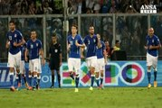 Gol e autogol, l'Italia e' solo Chiellini