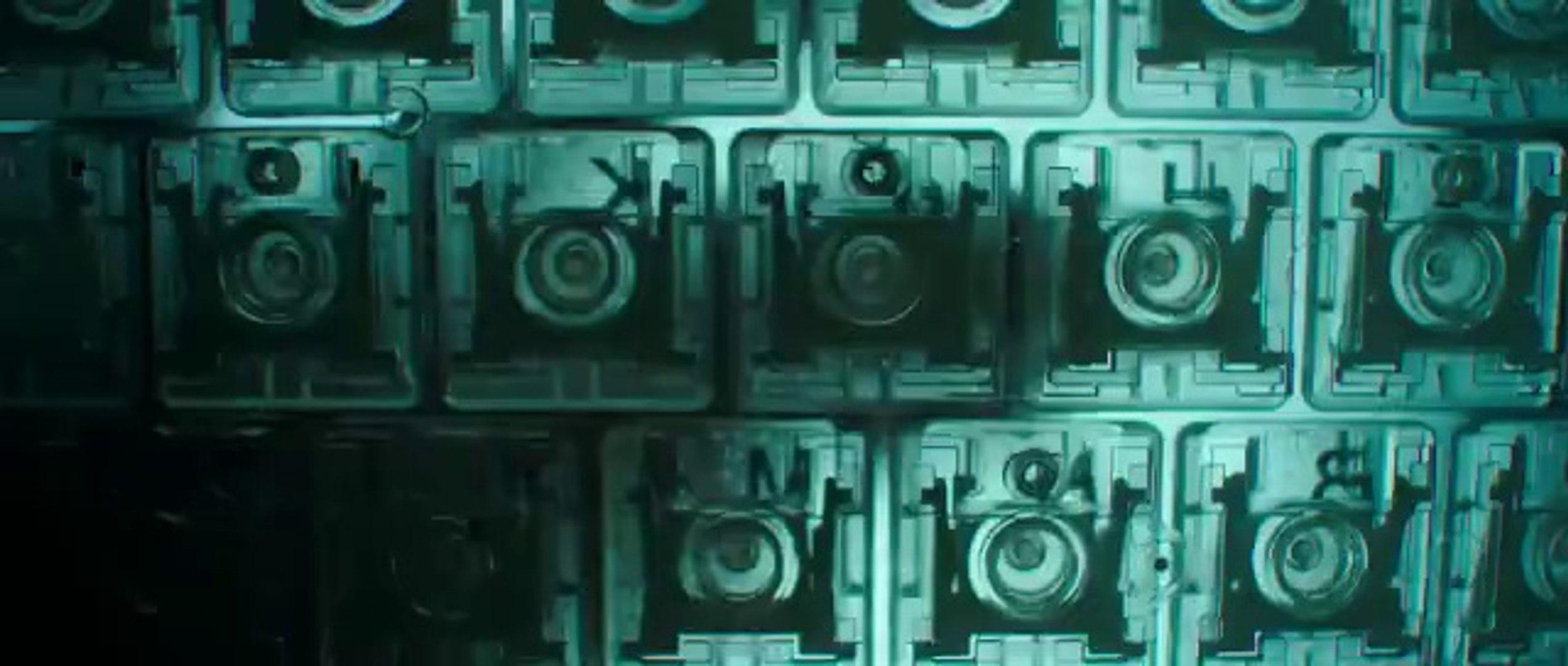 Cyber Film Fragmanı