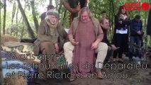 Gérard Depardieu retrouve Pierre Richard