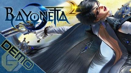 Bayonetta 2 Demo ★ Let's Show ★ Will diese Hexe Daten ★ HD