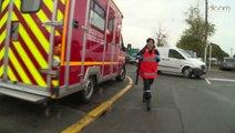 Laëtitia Guinche sapeur-pompier volontaire
