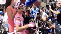 Giro de Italia - Nairo Quintana, el 'rey de Italia'