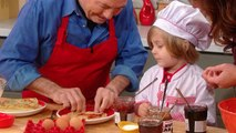 Crepe Flipping Lessons with Jacques Pepin