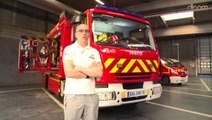 Karim Bendahmane sapeur-pompier volontaire
