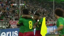 Samuel Etoo Great Goal   Germany vs Cameroon 0 1   Friendly Match   2014