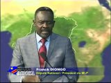 CONGO MBOKA : FRANCK DIONGO EN COLÈRE CONTRE LE CONGO BRAZZAVILLE EVENTRE LE BOA
