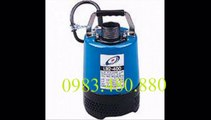 Tel /0983480880/ Máy bơm nước thải Tsurumi KTZ67.5, bơm chìm bùn Tsurumi 7.5Kw