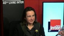 L'invitée de 8h20 : Céline Minard, lauréate du 40e livre Inter
