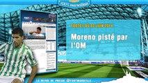 Le chantier du Vélodrome, Juanfran Moreno dans le viseur... La revue de presse Foot Marseille !