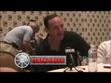Clark Gregg Interview for Thor and The Avengers at San Diego Comic Con 2011