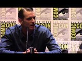 RoboCop Interview with Joel Kinnaman, Abbie Cornish, Michael Keaton at SDCC 2013