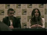 Total Recall Interviews with Colin Farrell, Kate Beckinsale, Jessica Biel at Comic-Con 2012