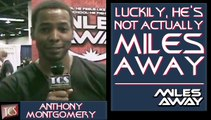 Anthony Montgomery Exclusive Interview for Star Trek: Enterprise, Miles Away at WonderCon 2012