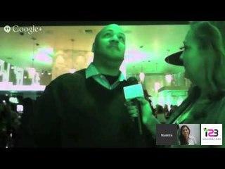 DJ Buddah Live from Latin Grammys