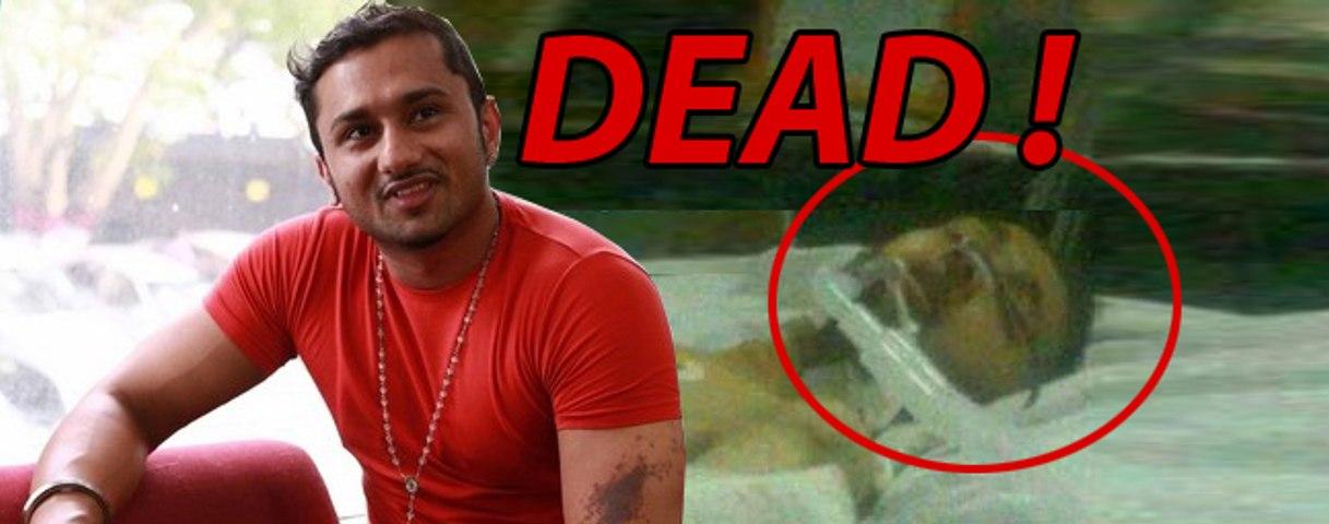 YO YO Honey Singh Death in Accident !