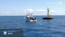 Le petit-fils de Cousteau entame une mission de 31 jours sous l'eau