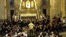 Danses Hongroises par l'Orchestre d'Harmonie de Nissan 1 Juin 2014 Cazouls