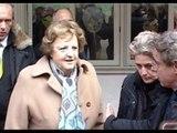 Napoli - Cancellieri in visita alla scuola Montale di Scampia (07.12.12)