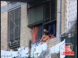 Napoli - Agguato a Scampia, uomo ucciso in scuola materna (05.12.12)