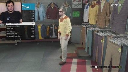 GTA 5 Oynuyorum - 76. Bölüm: Bekçi Köpeklerinin Peşinde