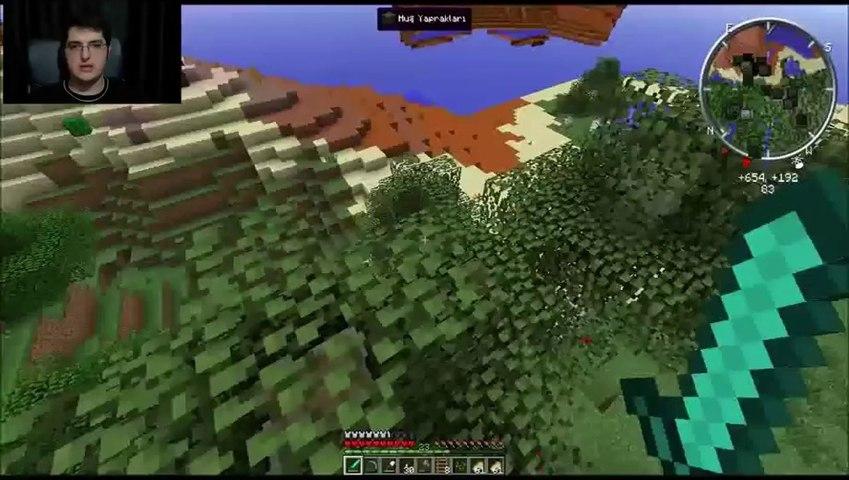 Minecraft Oynuyorum - Bölüm 12: EnderMan Avı
