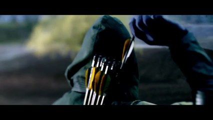 Flash Dizisinden Arrow'lu Tanıtım Videosu