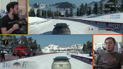 Gran Turismo 6 - Yarışıyoruz #2 (Enis vs Tamer - Rövanş)