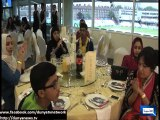London_ Pakistani players participated in Fund raising campaign for thalassemia children