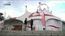 Visite du Cirque Arlette Gruss
