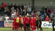 Résumé Finale Seniors FC Annecy - Saint-Chamond Foot (Coupe Rhône-Alpes 2014)