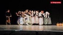 Mûr-de-Bretagne. Un avant-goût du concours national de la danse bretonne