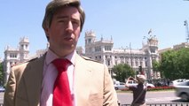 Abdication du Roi d'Espagne: les Espagnols heureux