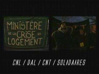 MINISTERE DE LA CRISE DU LOGEMENT
