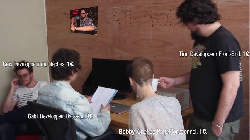 """Prix Wizbii - """"3000€ j'en ferais quoi?"""" par FindMyMovie"""