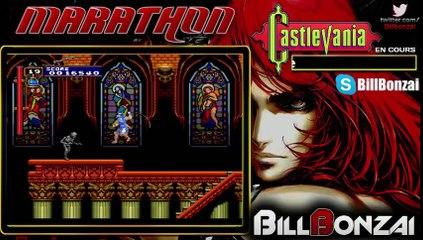 Marathon castlevania : Castlevania Rondo Of Blood sur PCengine (6/10)