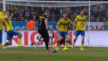 Sweden 0-2 Belgium - By: http://www.findreplay.com