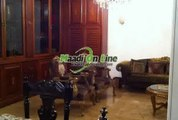 flat for sale with amirecan kitchen in maadi saryat