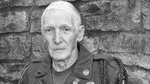 70 years after parachuting into Normandy, vet to jump again