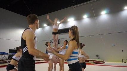 """""""HAPPY"""" le clip by Gymnastique Acrobatique"""