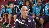 Championnat de France Minimes FIlles Futsal UNSS Jour 1