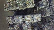 MPB Recyclage traite les bouteilles et flacons ménagers en PEHD