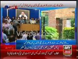 Altaf Hussain is at his residence, wasn't feeling well for days, and was to visit hospital today :- MQM Official Statement