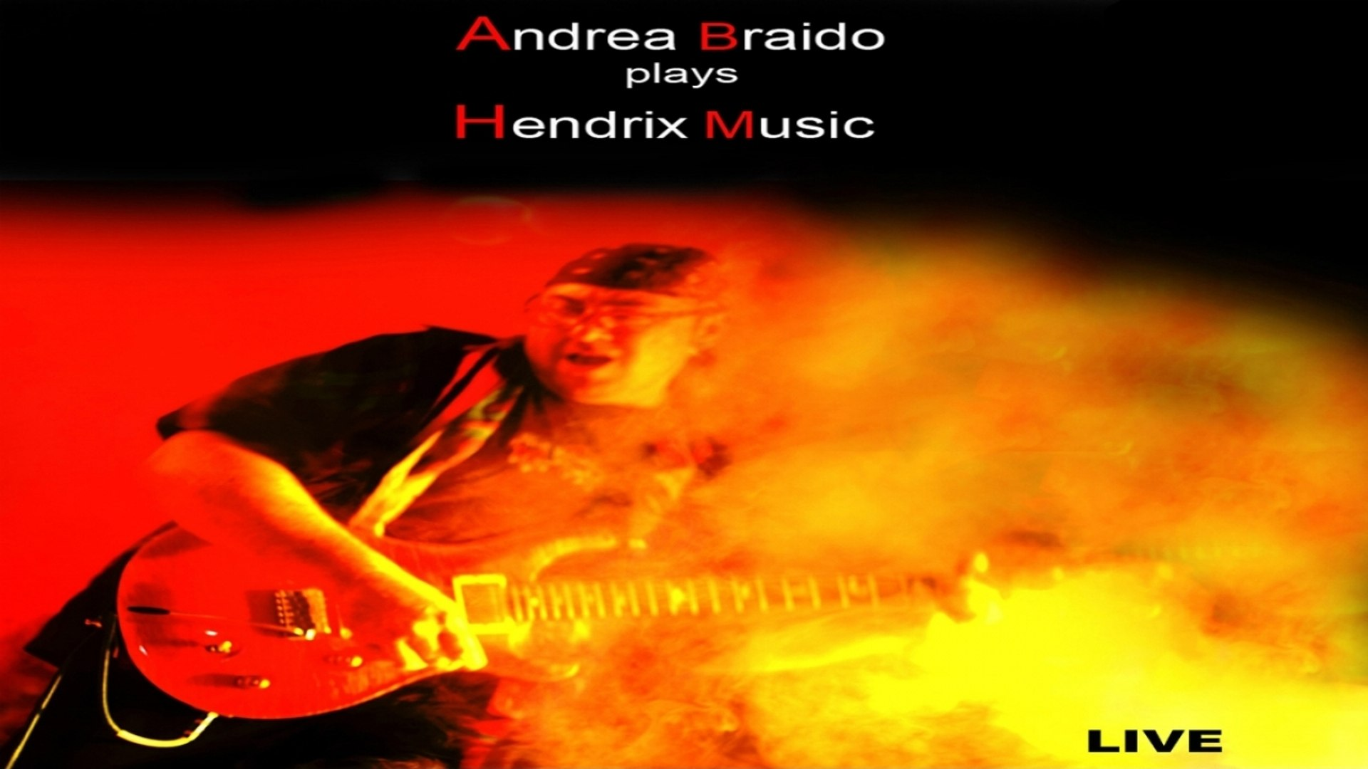 Andrea Braido - Red House - From the Album: Andrea Braido Plays Hendrix Music