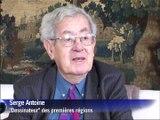 Serge Antoine, l'homme qui avait dessiné les Régions