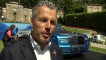 Concorso d'Eleganza Villa d'Este 2014 - Interview mit Thorsten Müller-Ötvös, Rolls-Royce Motor Cars