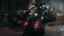 "Batman: Arkham Knight - E3 2014 ""Batmobile Battle Mode"" Trailer [DE]"