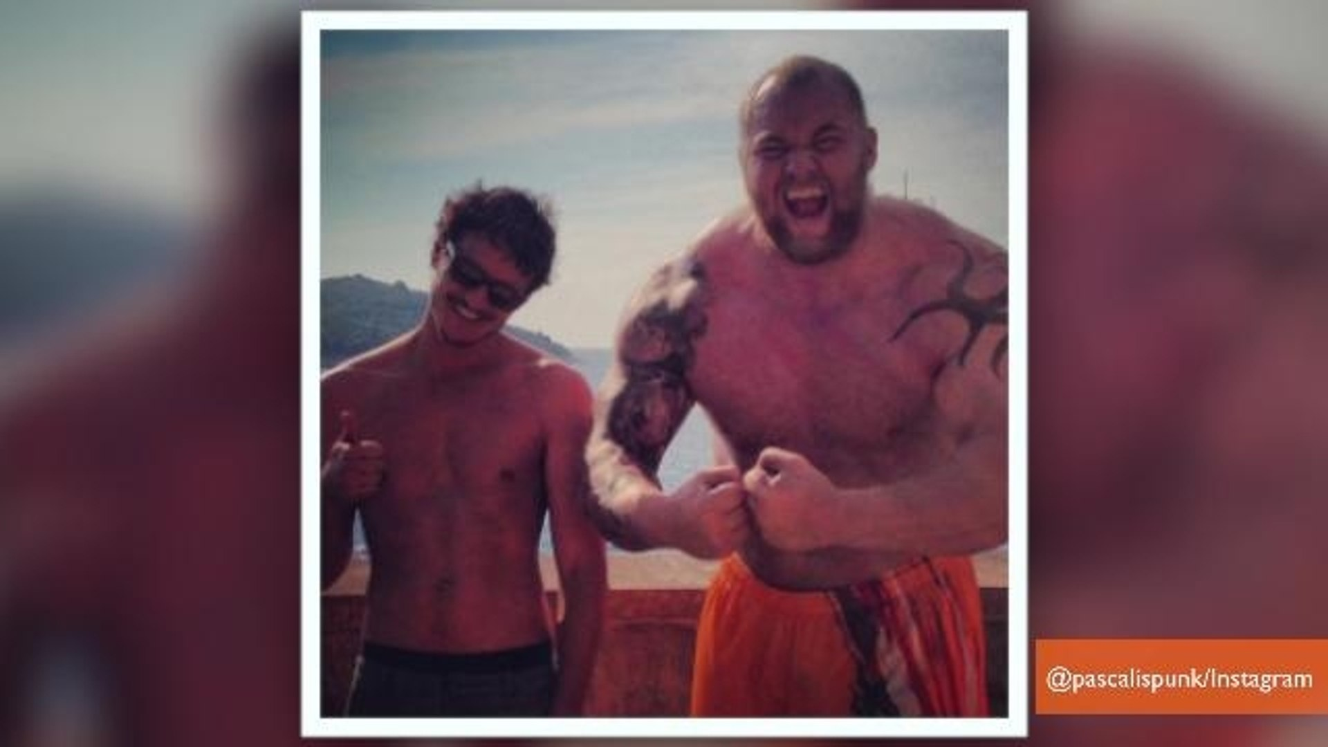 Upset by 'Game of Thrones?' Cast Member Instagrams Show it's Only Acting