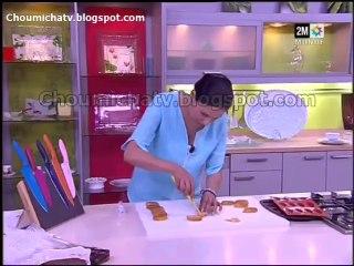 Gateau de Choumicha - dessert pas cher madeleines chocolat